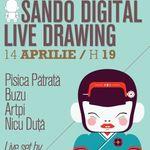 Print Art Festival cu Sando la Atelierul de Productie