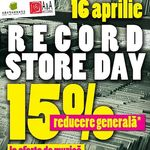 Record Store Day aduce concerte la Carturesti
