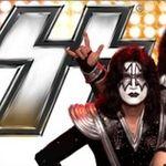 Filmari din studio cu Kiss