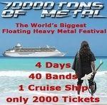 Primele nume confirmate pentru 70000 Tons Of Metal 2012