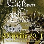 Concert Children Of Bodom si Ensiferum miercuri la Arenele Romane
