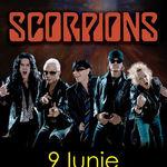 Noi reduceri la biletele pentru concertul Scorpions