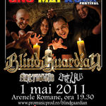 Reguli si program pentru concertul Blind Guardian la Bucuresti