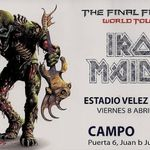 Iron Maiden au fost intervievati in Argentina (video)