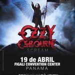Filmari de la intalnirea dintre Ozzy si presedintele statului Panama