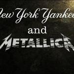 Metallica transmit un mesaj fanilor echipei Yankees