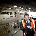Bruce Dickinson a devenit pilot pentru Icelandic Express