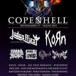 Judas Priest si Korn confirmati pentru Copenhell 2011