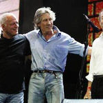 Pink Floyd s-au reunit (video)