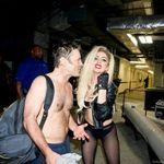 Bruce Dickinson s-a intalnit cu Lady Gaga (foto)