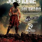 Bolthard anunta noi concerte in tara