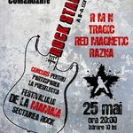 Razna, Red Magnetic, Tragic si RMN deschid a doua editie a Rockstars