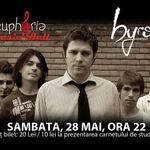 Concert Byron in Cluj Napoca
