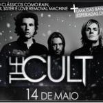 Filmari cu The Cult in Brazilia
