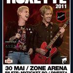 Castiga doua invitatii la concertul Roxette de la Bucuresti!