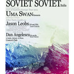 Castiga o invitatie dubla la Soviet Soviet si Uma Swan in Control!