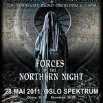 Dimmu Borgir au cantat alaturi de orchestra Norvegiana Radio (video)