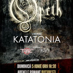 Castigatorii invitatiilor la concertul Opeth si Katatonia la Bucuresti