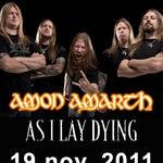 Meet & greet pentru concertul Amon Amarth la Bucuresti!