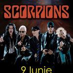 Concertul Scorpions la Bucuresti: detalii si harta acces