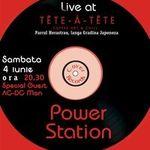 AC/DC Man & Power Station live in Tete-a-Tete Bucuresti
