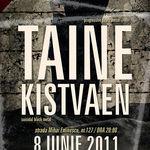 Concert Taine, Kistvaen si Apa Sambetii miercuri in Club Wings