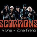 Scorpions au ajuns la Bucuresti (video)