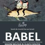 Seara de muzica live cu Maxim Belciug si Vlaicu Golcea in Serendipity