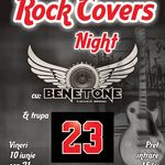 Live Rock Covers Night cu Benetone Band si trupa 23