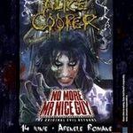 Concertul Alice Cooper la Bucuresti va fi inregistrat audio pe CD