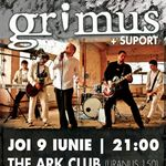 Concert Grimus in The Ark Bucuresti