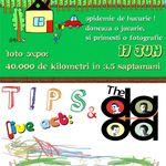 Concert Tips si the dAdA in Wings Club Bucuresti