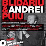 Concert de coveruri cu Mihnea Blidariu si Andrei Puiu in Zorki Off The Record Cluj