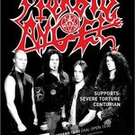 Filmaricu Morbid Angel in Olanda