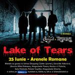 Tiarra si Abigail deschid concertul Lake Of Tears!