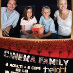 Pachete speciale pentru familii la The Light Cinema