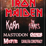 Filmari cu Iron Maiden la Sonisphere Cehia 2011