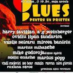 Concert caritabil de blues cu invitati de renume la Sala Arcub