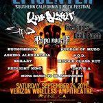 Five Finger Death Punch, Staind si altii confirmati pentru Epicenter 2011