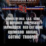 Barock Fest 2011 in Petrosani. Doua zile de rock si metal