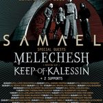 Melechesh canta alaturi de Samael la Bucuresti