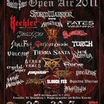Headbangers Open Air: line-up si afis final