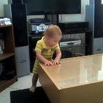 Bebelusul fan Pantera este un hit Youtube (video)