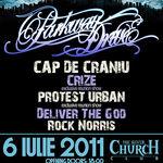 Programul concertului Parkway Drive la Bucuresti