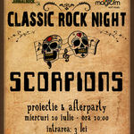 Seara tribut Scorpions in Botosani