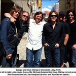 Europe inregistreaza un nou album