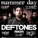 Reducere la biletele pentru concertul Deftones la Bucuresti