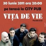 A TRECUT Concert Vita De Vie pe terasa City Pub Galati