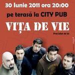 A TRECUT Concert Vita De Vie pe terasa City Pub Galati