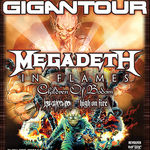 Gigantour se intoarce in 2012